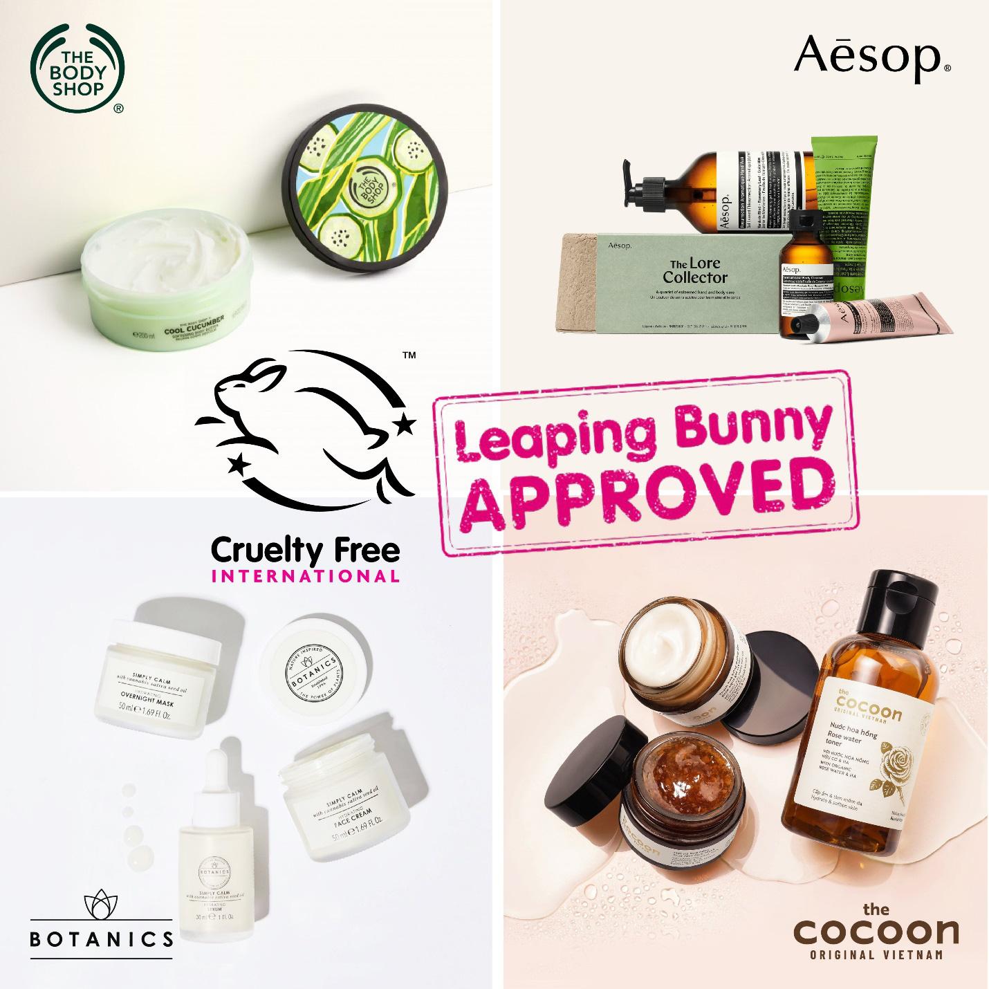 Cocoon - Mỹ phẩm Việt đầu tiên góp mặt trong danh sách không thử nghiệm trên động vật của Leaping Bunny - Ảnh 2.