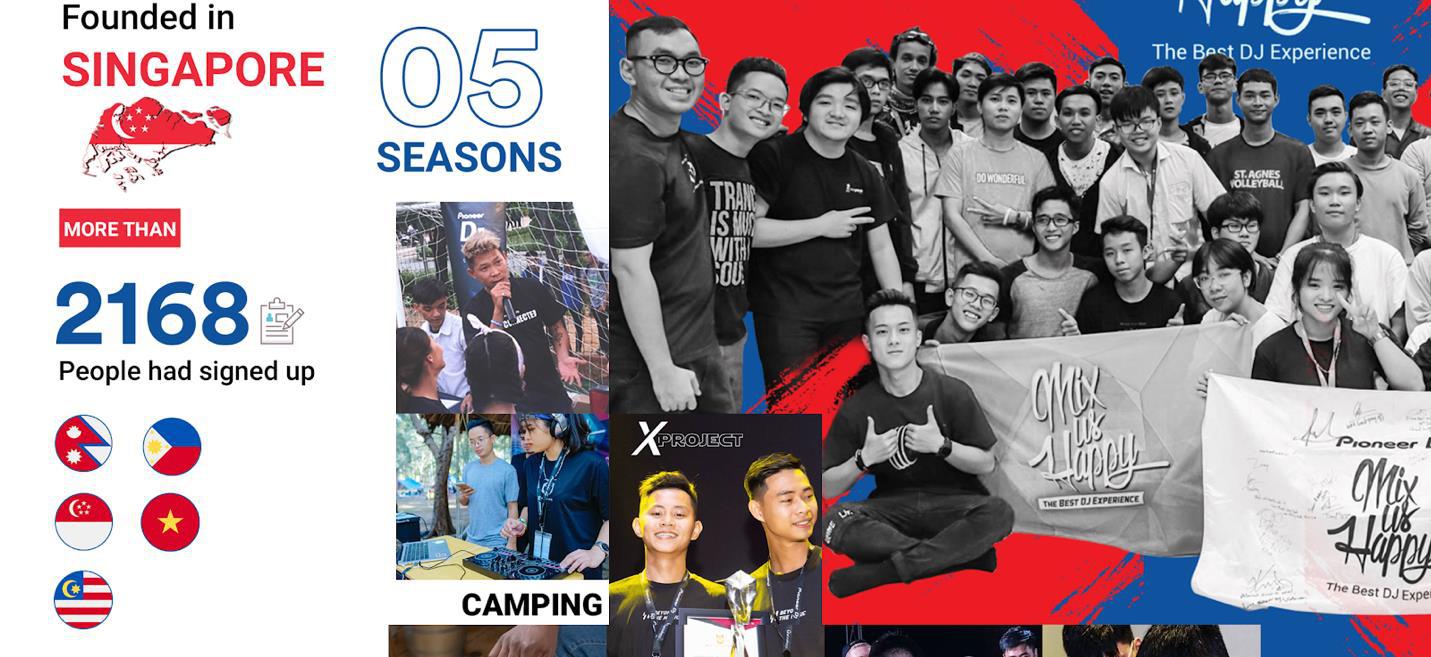 Đêm chung kết Mix Us Happy Vietnam - hành trình âm nhạc mơ ước dành cho tất cả mọi người - Ảnh 4.
