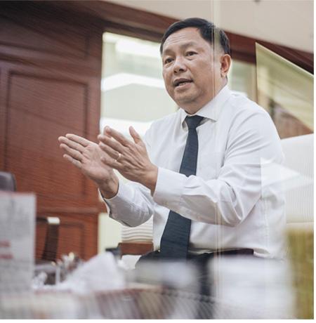 Chủ tịch LienVietPostBank: Chúng tôi đang có nhiều lợi thế trên cuộc đua số hoá - Ảnh 10.