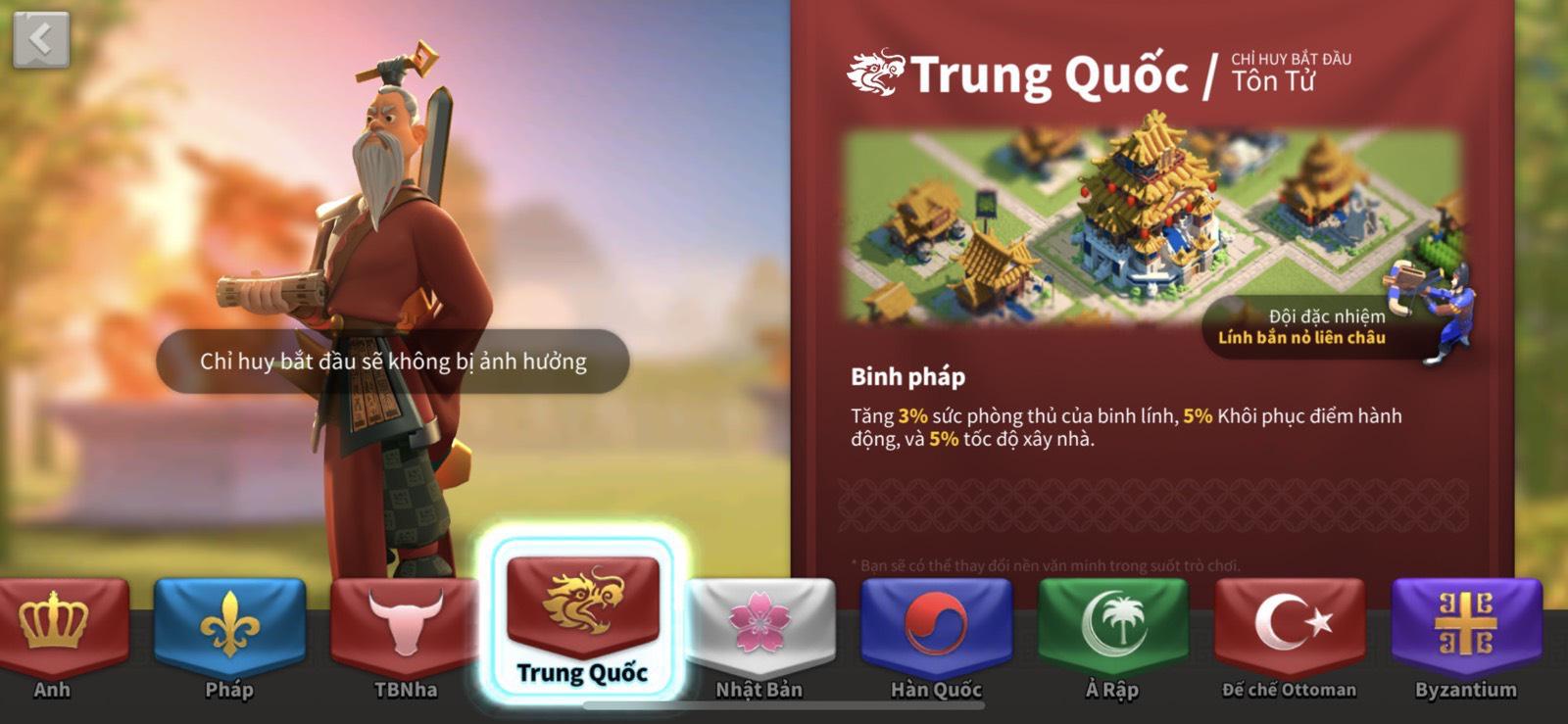 Giới thiệu hai vị tướng mới: Lữ Bố và Điêu Thuyền trong game Rise of Kingdoms - Ảnh 1.