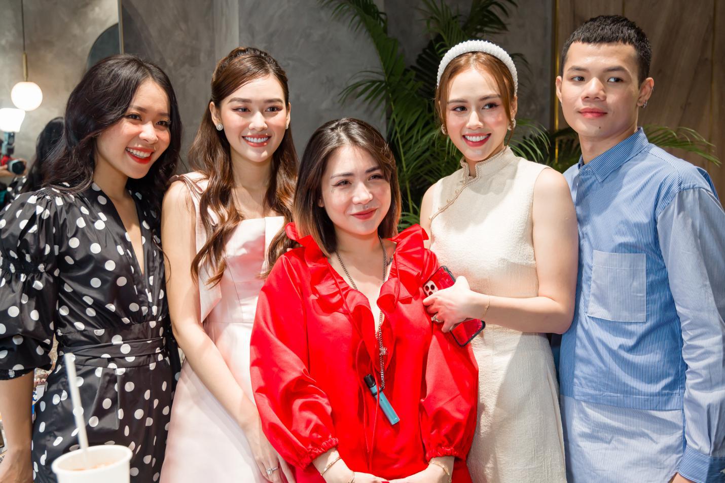 Dàn khách mời nổi tiếng rạng rỡ trong ngày khai trương Shine Studio Sài Gòn - Ảnh 3.
