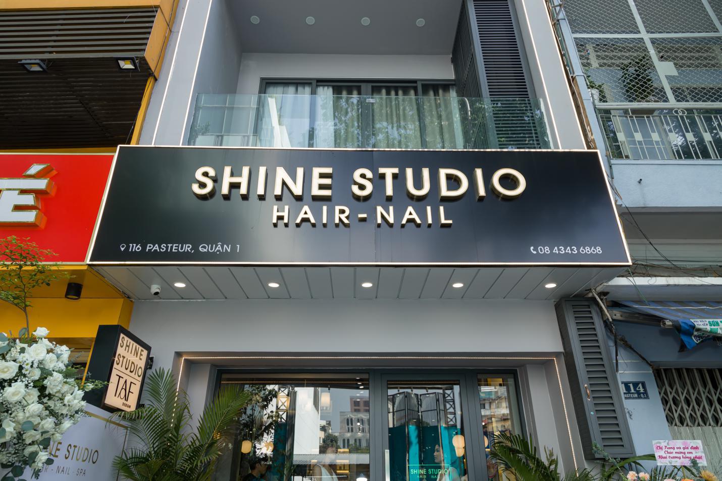 Dàn khách mời nổi tiếng rạng rỡ trong ngày khai trương Shine Studio Sài Gòn - Ảnh 4.