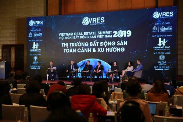 Hội nghị bất động sản Việt Nam - VRES 2020 có gì nổi bật? - Ảnh 1.
