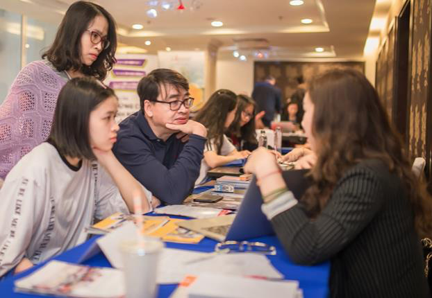 """Triển lãm du học quốc tế 2020: """"Chắp cánh ước mơ du học"""" với cơ hội học bổng đến 100% - Ảnh 3."""