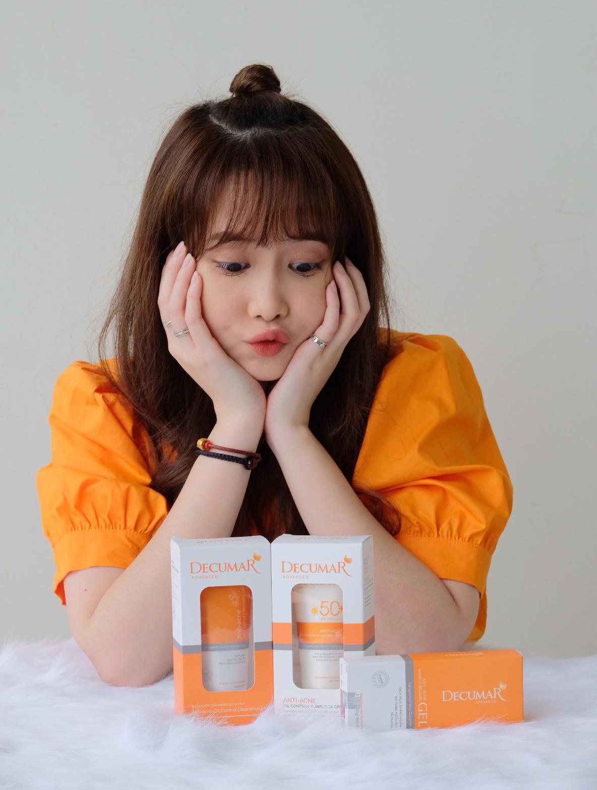 """Hot girl Mai Quỳnh Anh được """"khai sáng"""" việc chăm da mụn từ gốc như thế nào? - Ảnh 3."""