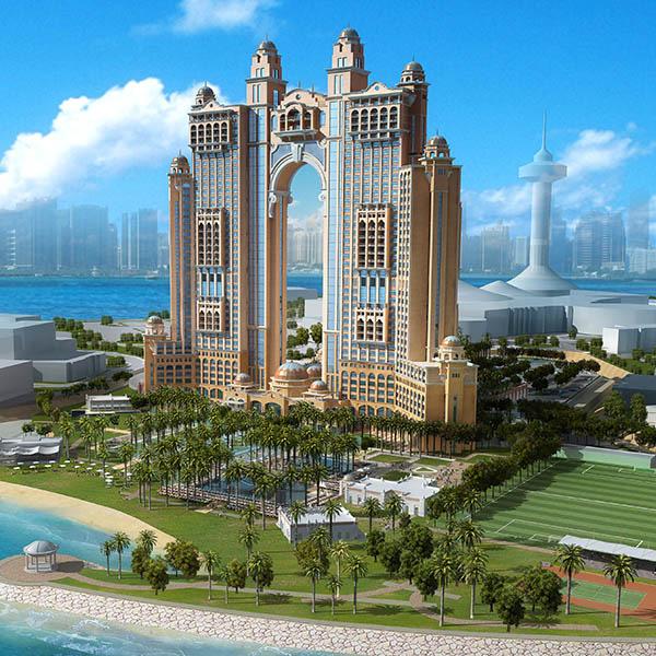Tập đoàn thiết kế hàng đầu Dubai thiết kế tháp xanh biểu tượng Ecopark - Ảnh 3.