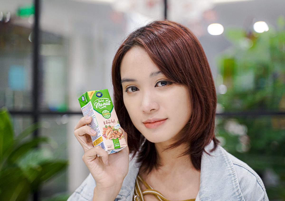 Sữa Bát hạt: Thức uống lạ đang gây bão khi được nhiều KOL đồng loạt chia sẻ - Ảnh 6.