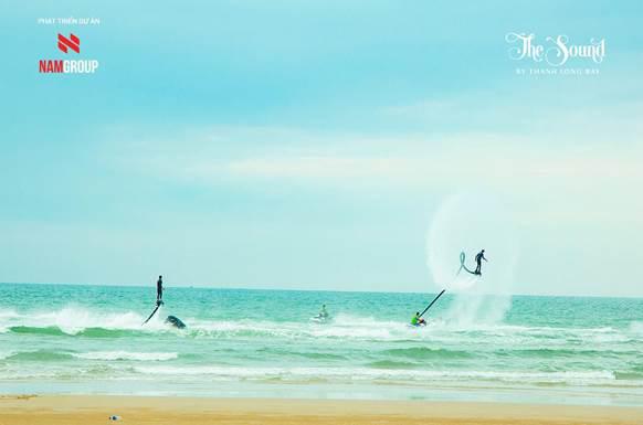 """Thanh Long Bay -  """"cú hích"""" mạnh mẽ cho sự phát triển du lịch Bình Thuận - Ảnh 1."""
