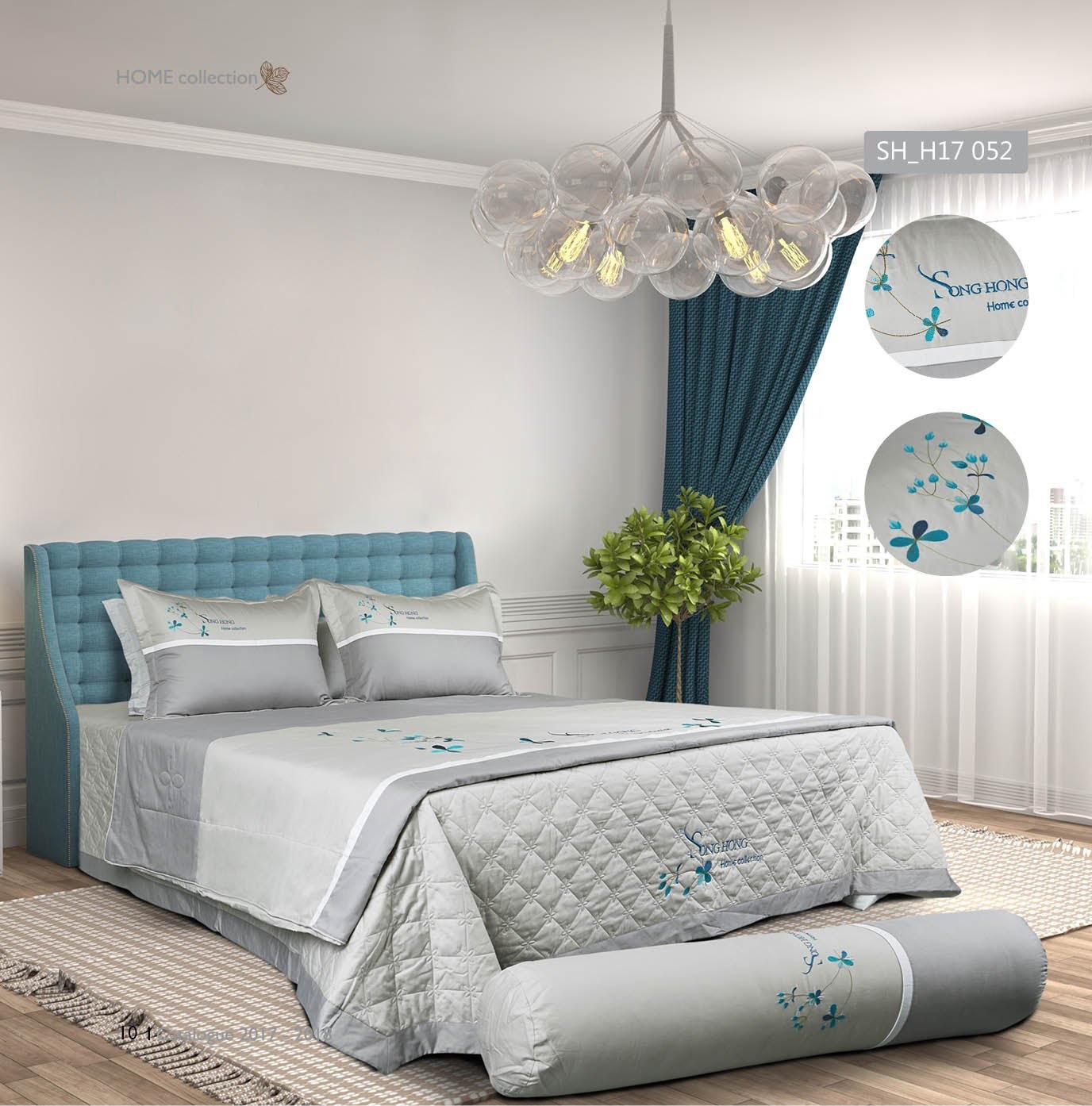 Mua sắm đồ dùng phòng ngủ, cần gì thương hiệu nước ngoài khi hàng Việt Nam đã xịn thế này - Ảnh 2.