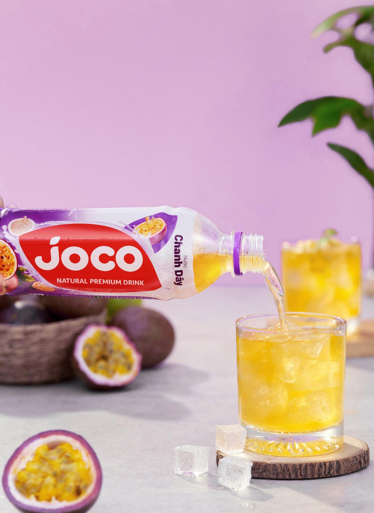 UNIBEN tự tin định nghĩa lại ngành hàng nước trái cây với JOCO vị ngon sáng tạo - Ảnh 3.