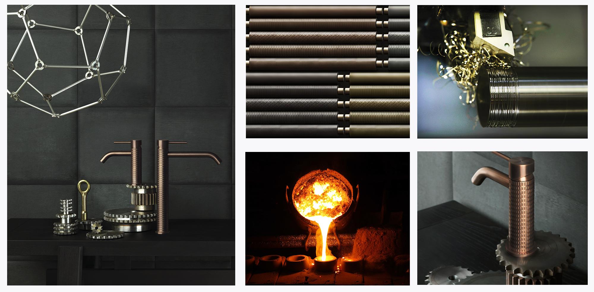Vẻ đẹp nguyên bản trong các thiết kế từ thủ công truyền thống đến công nghệ hiện đại - Ảnh 11.