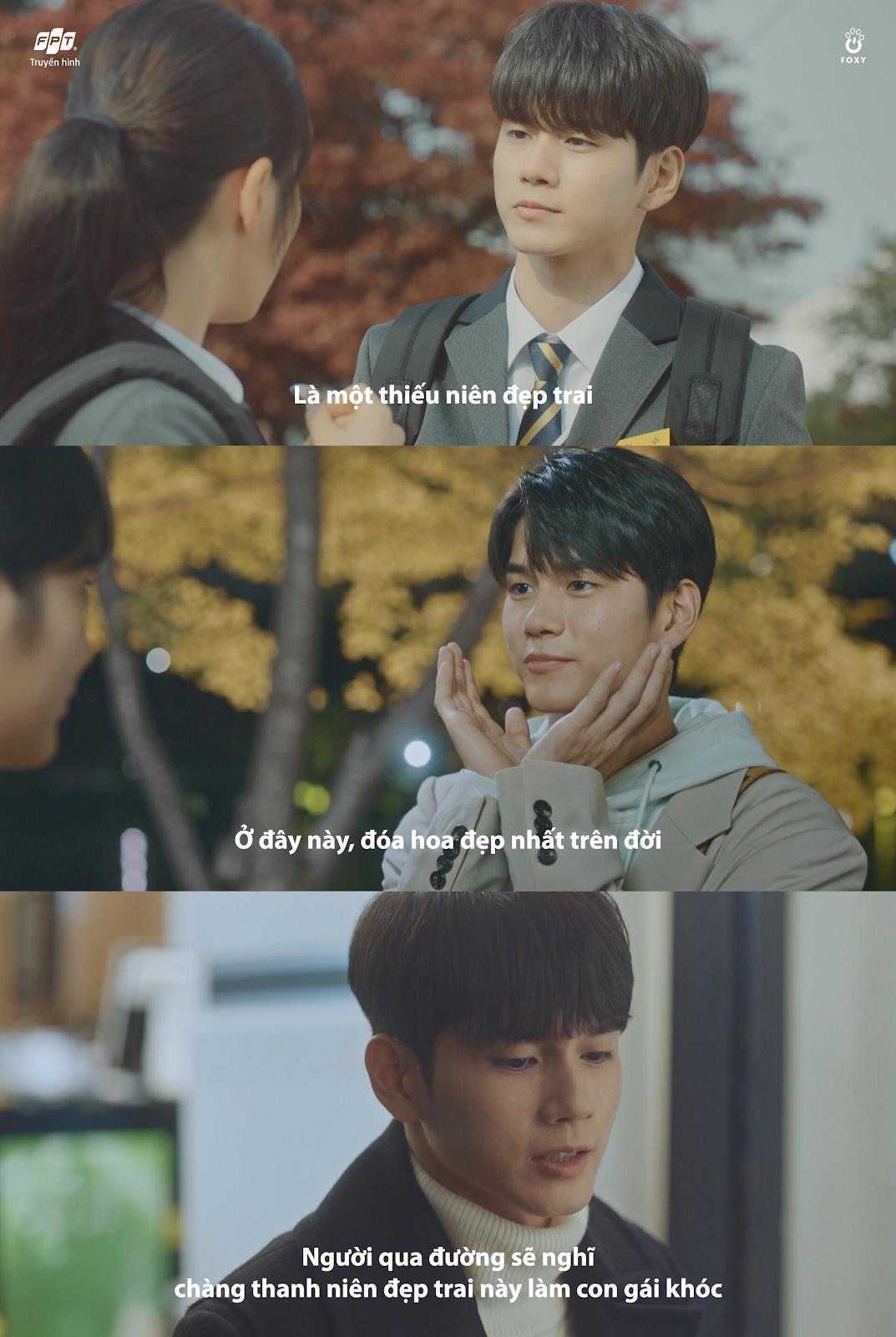 Những bí mật của trai đẹp Ong Seong Woo trong Hơn Cả Tình Bạn - Ảnh 2.