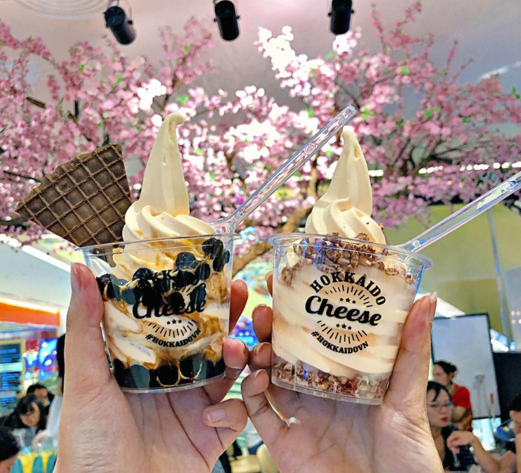 Loạt ưu đãi lớn kỷ niệm sinh nhật hệ thống bánh và kem phô mai Hokkaido - Ảnh 3.
