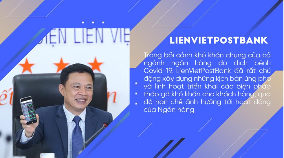 CEO LienVietPostBank: LPB luôn có cơ hội cho các nhà đầu tư - Ảnh 7.