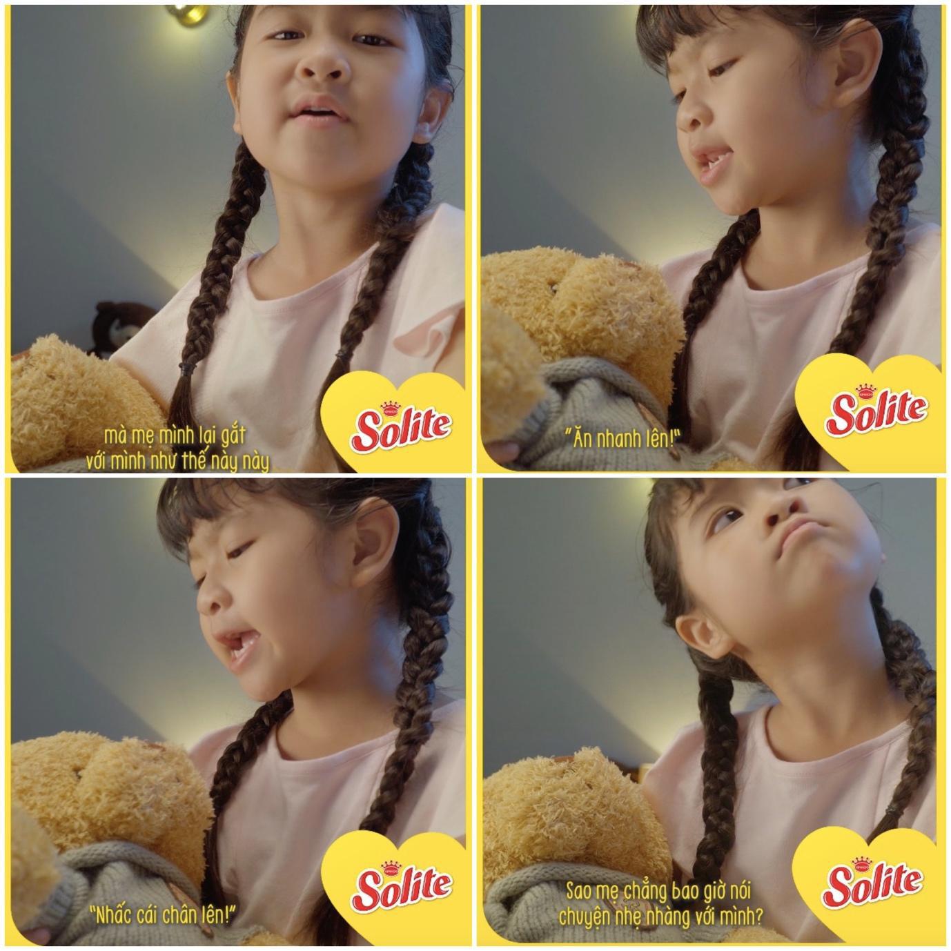 Loạt clip siêu đáng yêu của các bé khi nói về cảm nghĩ với bố mẹ đốn tim cộng đồng mạng - Ảnh 2.