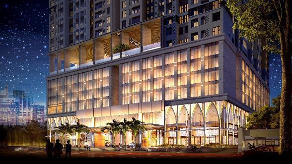 Tiềm năng tăng giá của căn hộ hạng sang trung tâm TP.HCM - Ảnh 1.