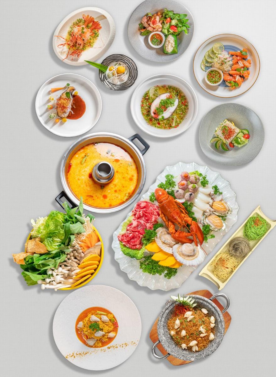 COCA Restaurant 75 Láng Hạ - nhà hàng đạt tiêu chuẩn Thai Select tại Việt Nam chính thức giới thiệu thực đơn mới cực sang chảnh - Ảnh 1.