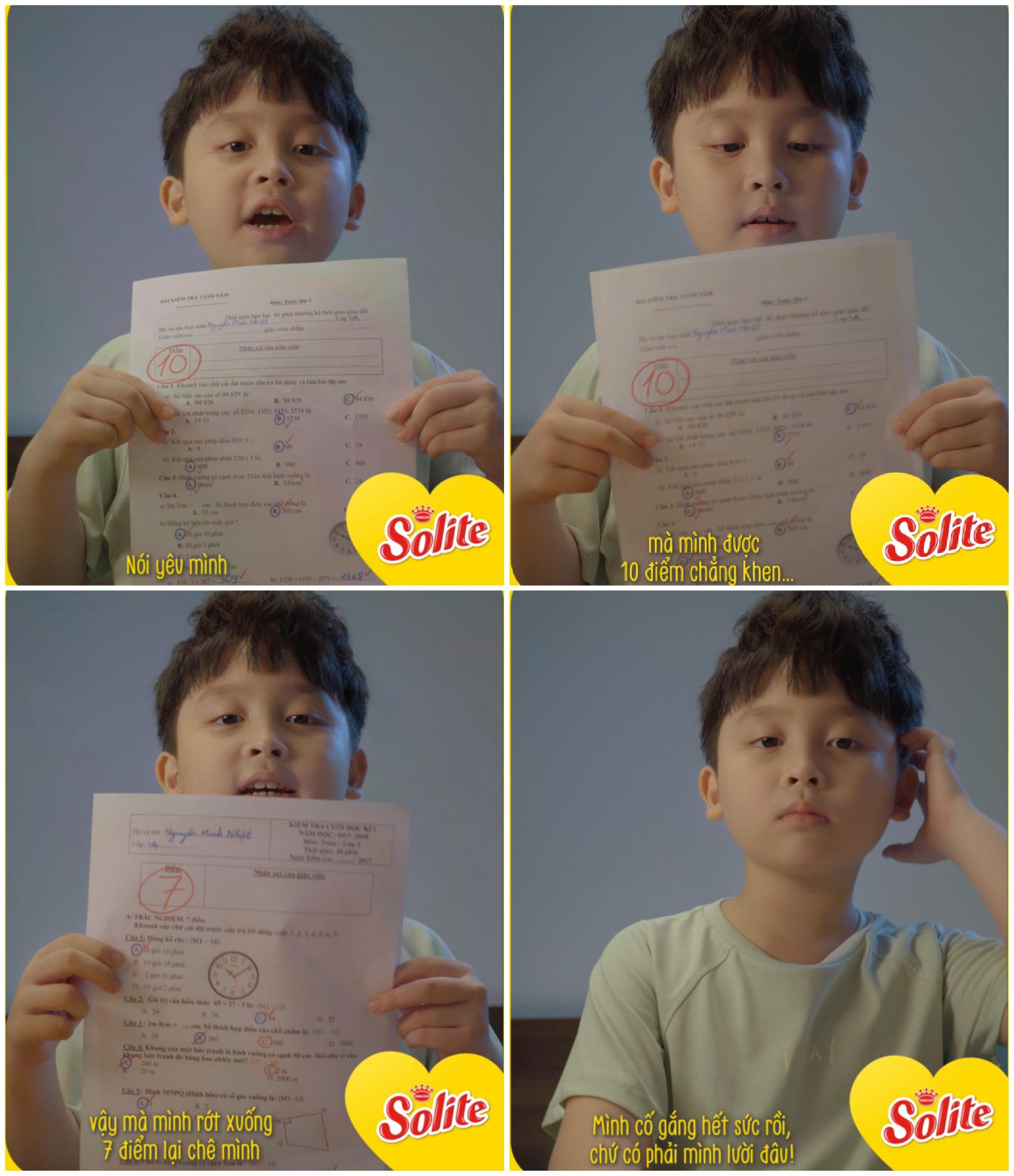 Loạt clip siêu đáng yêu của các bé khi nói về cảm nghĩ với bố mẹ đốn tim cộng đồng mạng - Ảnh 3.