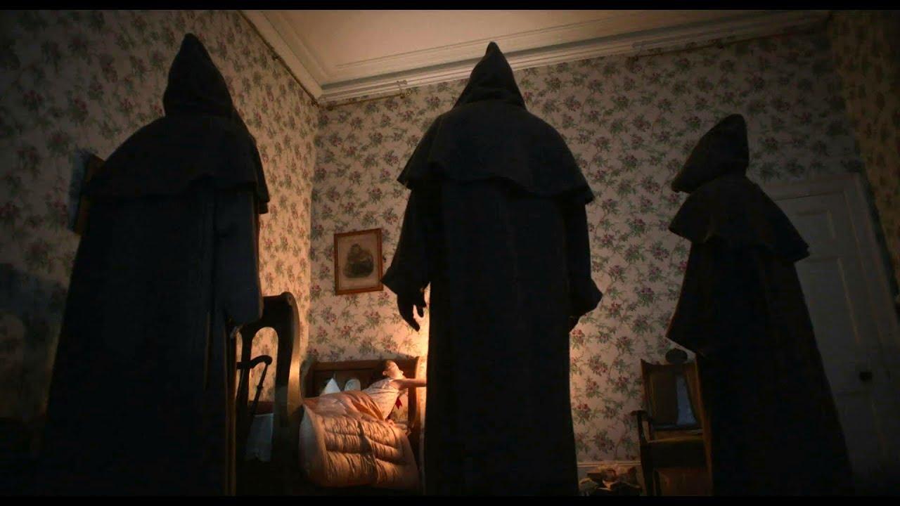 Trục Quỷ - Câu chuyện rùng rợn về ngôi nhà ma ám đáng sợ nhất nước Anh - Ảnh 3.
