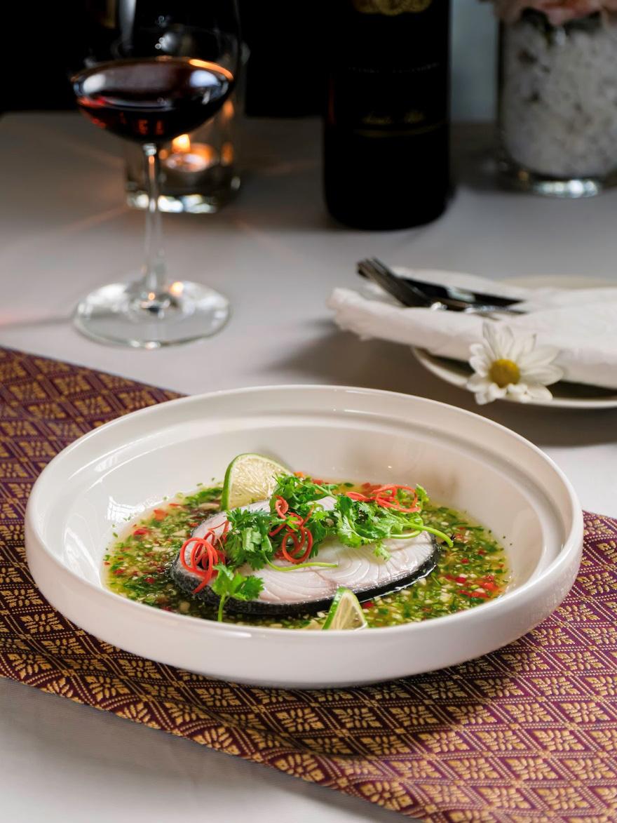 COCA Restaurant 75 Láng Hạ - nhà hàng đạt tiêu chuẩn Thai Select tại Việt Nam chính thức giới thiệu thực đơn mới cực sang chảnh - Ảnh 6.