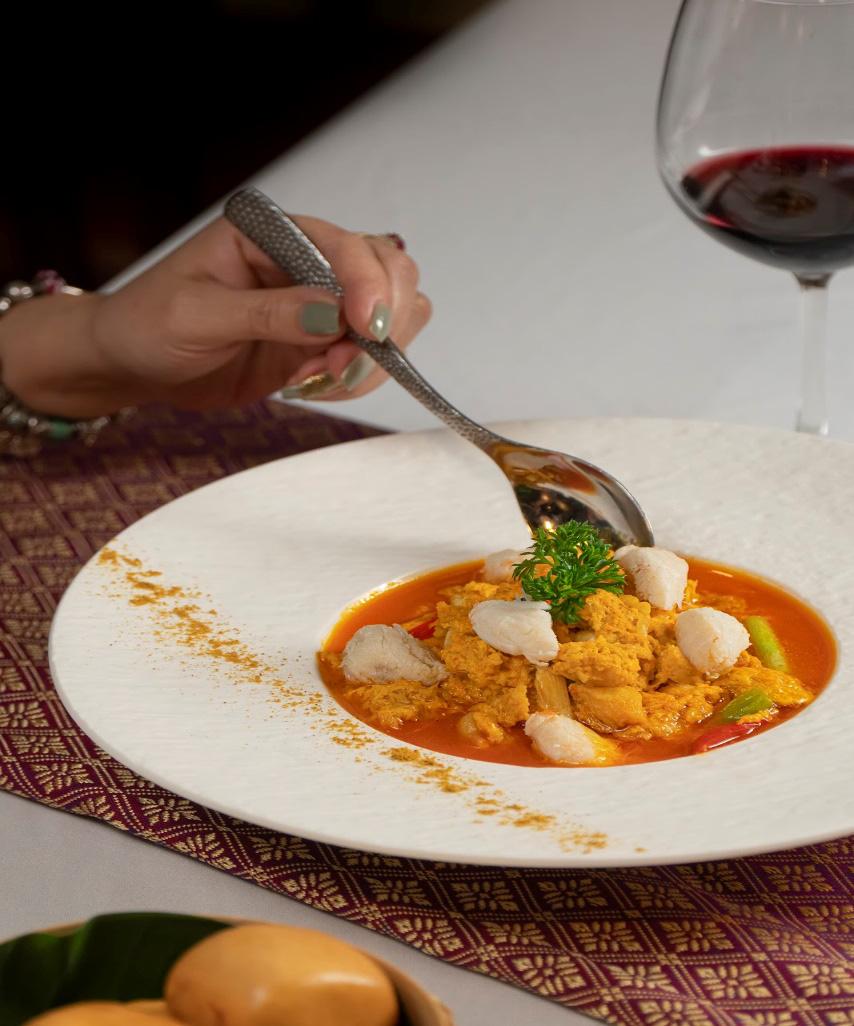 COCA Restaurant 75 Láng Hạ - nhà hàng đạt tiêu chuẩn Thai Select tại Việt Nam chính thức giới thiệu thực đơn mới cực sang chảnh - Ảnh 8.
