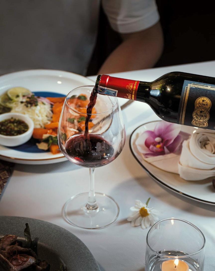 COCA Restaurant 75 Láng Hạ - nhà hàng đạt tiêu chuẩn Thai Select tại Việt Nam chính thức giới thiệu thực đơn mới cực sang chảnh - Ảnh 9.