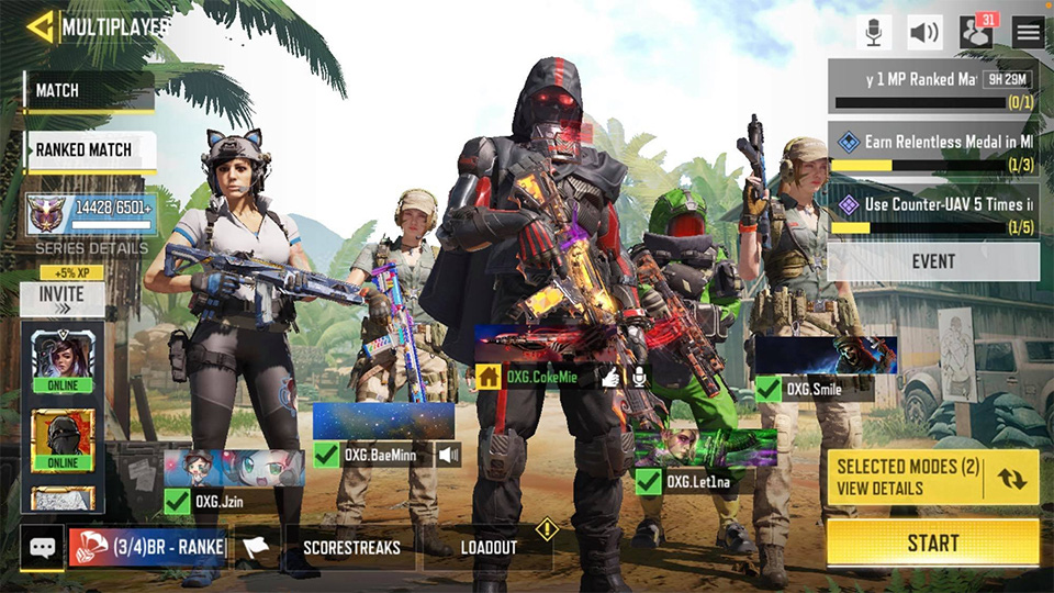 Oxygen Esports - Kẻ bất bại của Call of Duty Mobile Tournament - Ảnh 3.