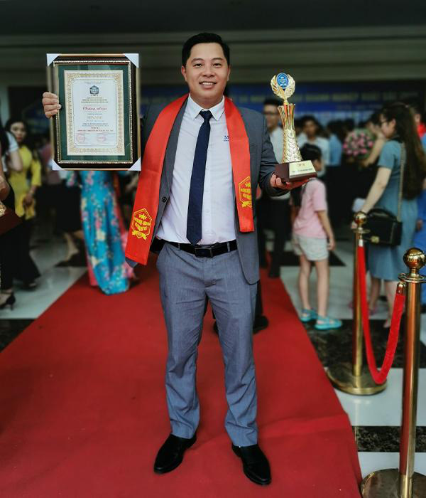 Minano Group - Hành trình từ những bước đầu tiên đến Top 10 thương hiệu nổi tiếng đất Việt - Ảnh 1.