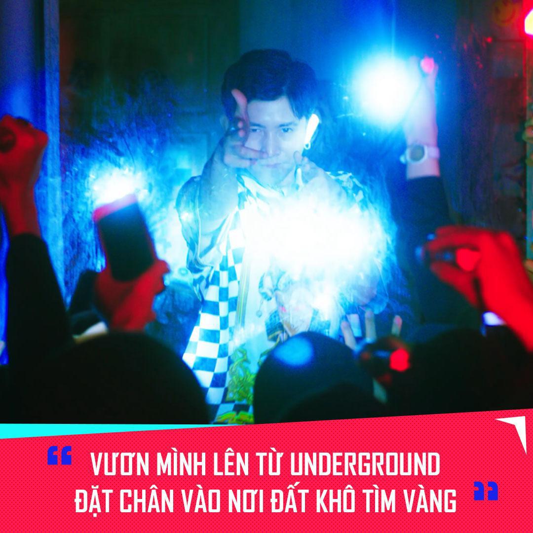 Thông điệp cực chất của Ricky Star và Xesi trong MV mới, giới trẻ nên học hỏi tinh thần này - Ảnh 2.