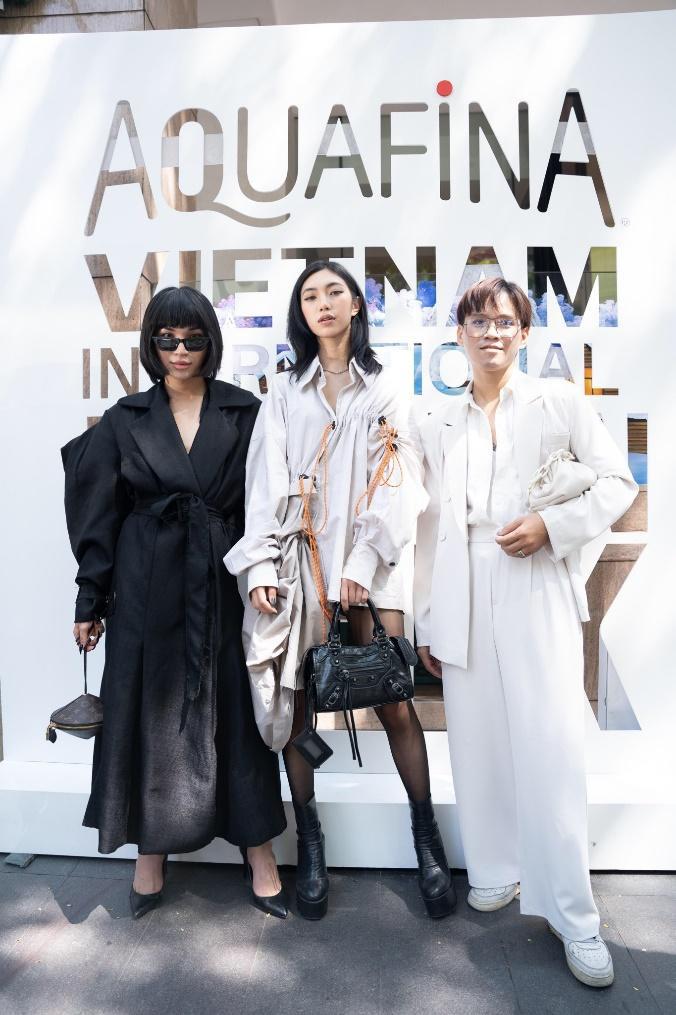 Ngắm Top 3 cuộc thi The Best Street Style của Aquafina Tuần lễ Thời trang Quốc tế Việt Nam 2020! - Ảnh 1.