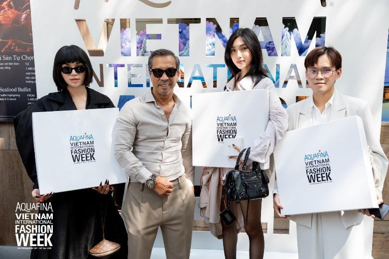 Ngắm Top 3 cuộc thi The Best Street Style của Aquafina Tuần lễ Thời trang Quốc tế Việt Nam 2020! - Ảnh 2.