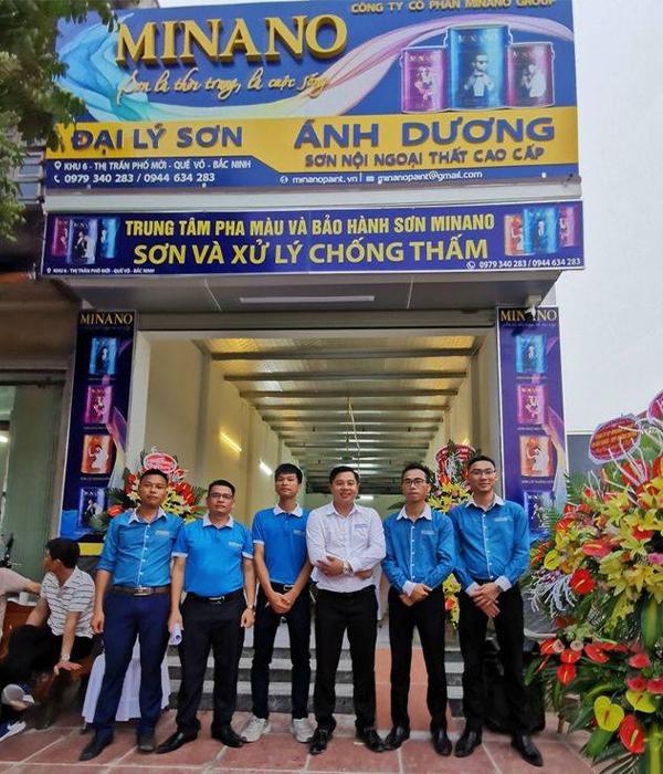 Cùng Minano Group mang sơn Việt đến với người Việt - Ảnh 2.