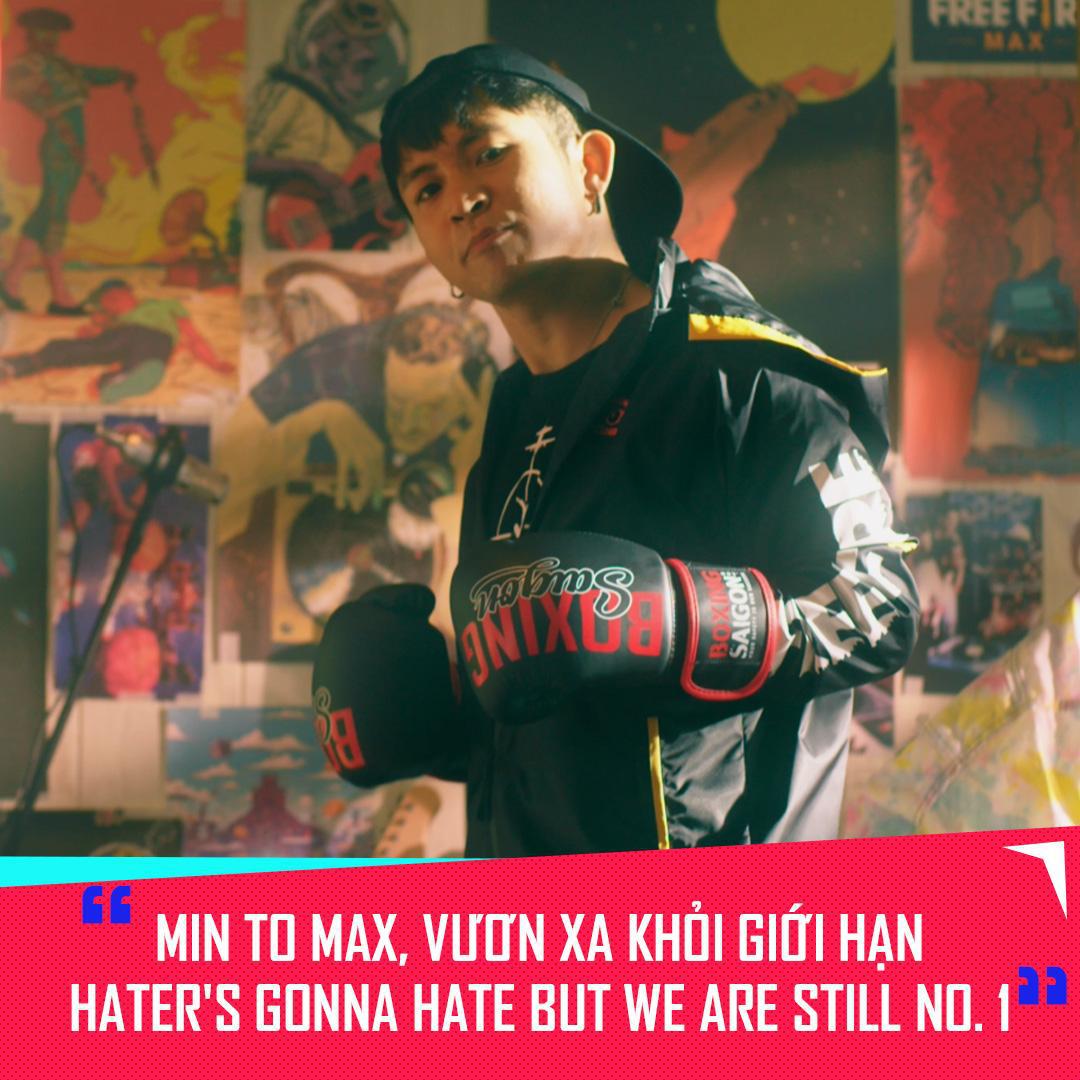 Thông điệp cực chất của Ricky Star và Xesi trong MV mới, giới trẻ nên học hỏi tinh thần này - Ảnh 4.