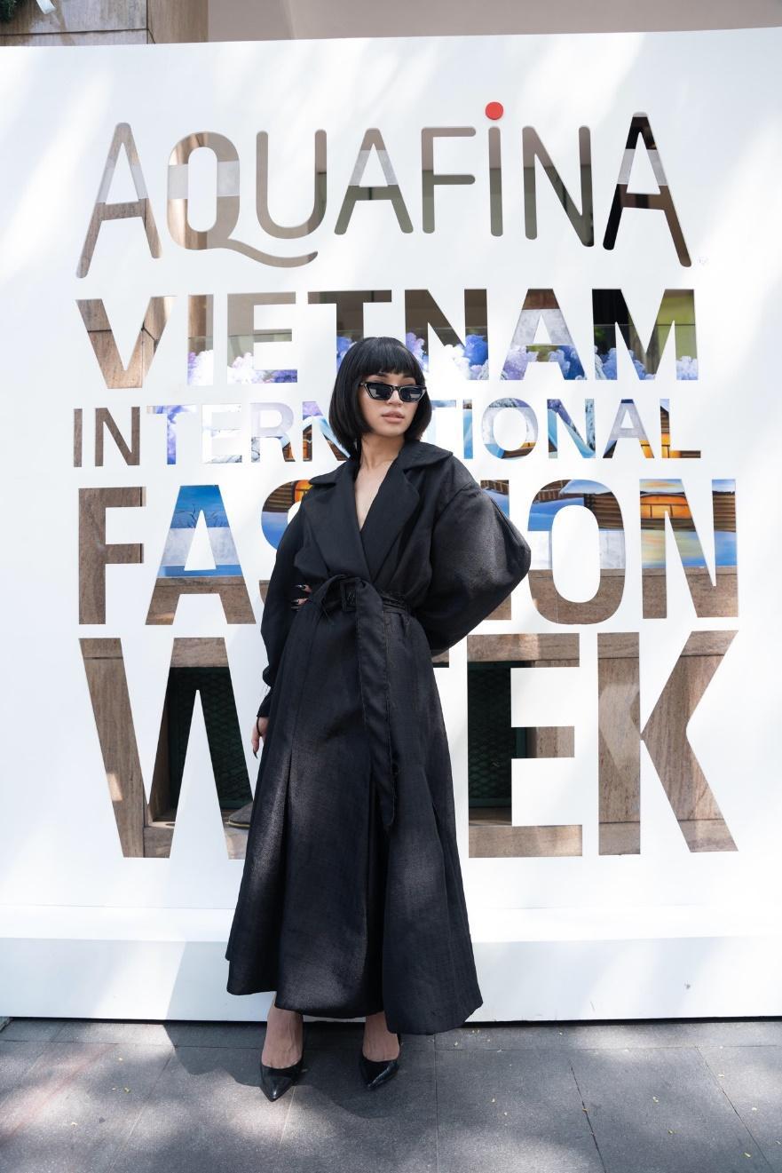 Ngắm Top 3 cuộc thi The Best Street Style của Aquafina Tuần lễ Thời trang Quốc tế Việt Nam 2020! - Ảnh 6.