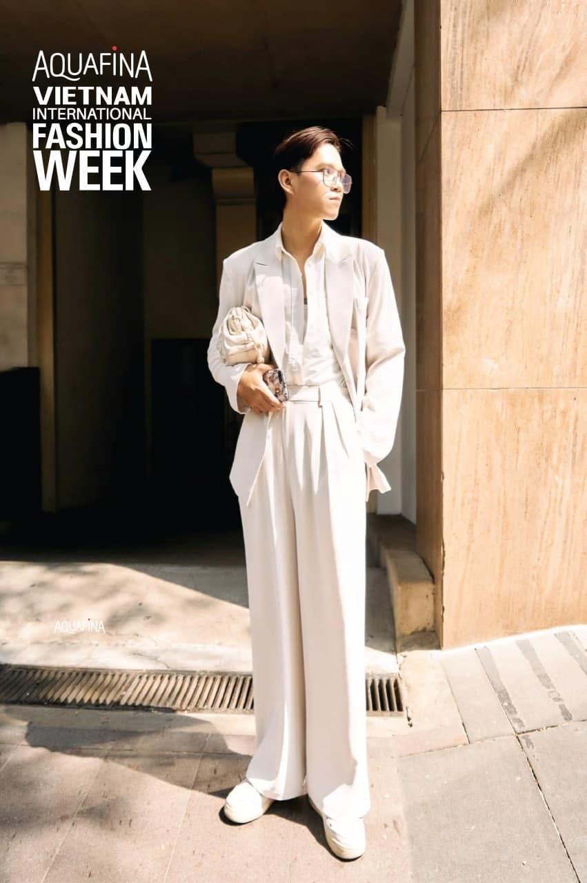 Ngắm Top 3 cuộc thi The Best Street Style của Aquafina Tuần lễ Thời trang Quốc tế Việt Nam 2020! - Ảnh 8.