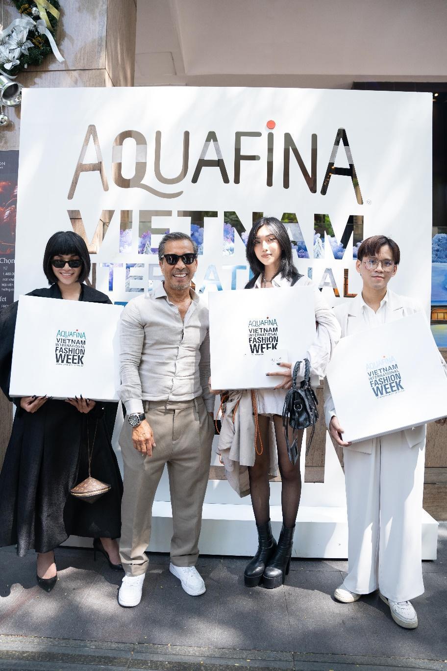 Ngắm Top 3 cuộc thi The Best Street Style của Aquafina Tuần lễ Thời trang Quốc tế Việt Nam 2020! - Ảnh 10.