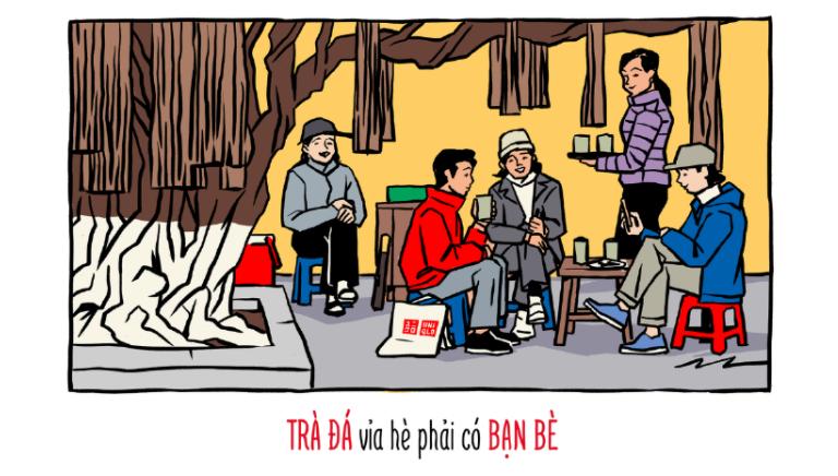 Một vòng Sài Gòn, Hà Nội thân thương qua bộ họa tiết in áo, túi UTme! độc đáo của UNIQLO - Ảnh 2.