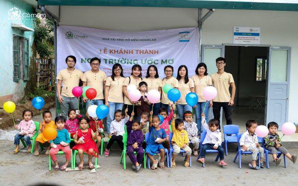 """Chiến dịch """"5 việc tốt"""" phát động góp quỹ xây trường cho trẻ em vùng cao - Ảnh 2."""