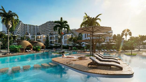 """Charm Resort Long Hải: """"Đầu tư An Tâm – Lợi nhuận Xứng Tầm"""" - Ảnh 1."""