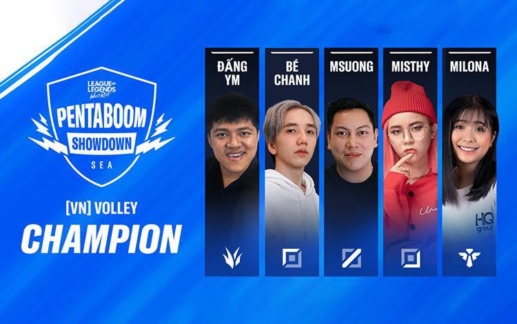 Ra mắt Tốc Chiến sau cùng tại thị trường Đông Nam Á nhưng team Việt Nam vẫn đè bẹp các đối thủ đình đám tại showmatch Tốc Chiến Pentaboom! - Ảnh 1.