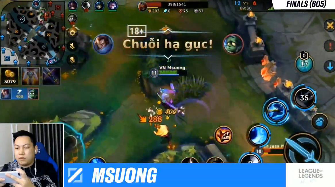 Ra mắt Tốc Chiến sau cùng tại thị trường Đông Nam Á nhưng team Việt Nam vẫn đè bẹp các đối thủ đình đám tại showmatch Tốc Chiến Pentaboom! - Ảnh 3.