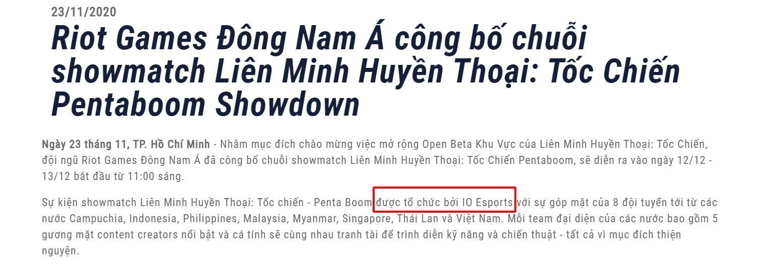 Chất lượng showmatch Pentaboom không ổn định liệu có phải do NPH VNG? Có nên vội thất vọng về tương lai eSports của Tốc Chiến? - Ảnh 3.