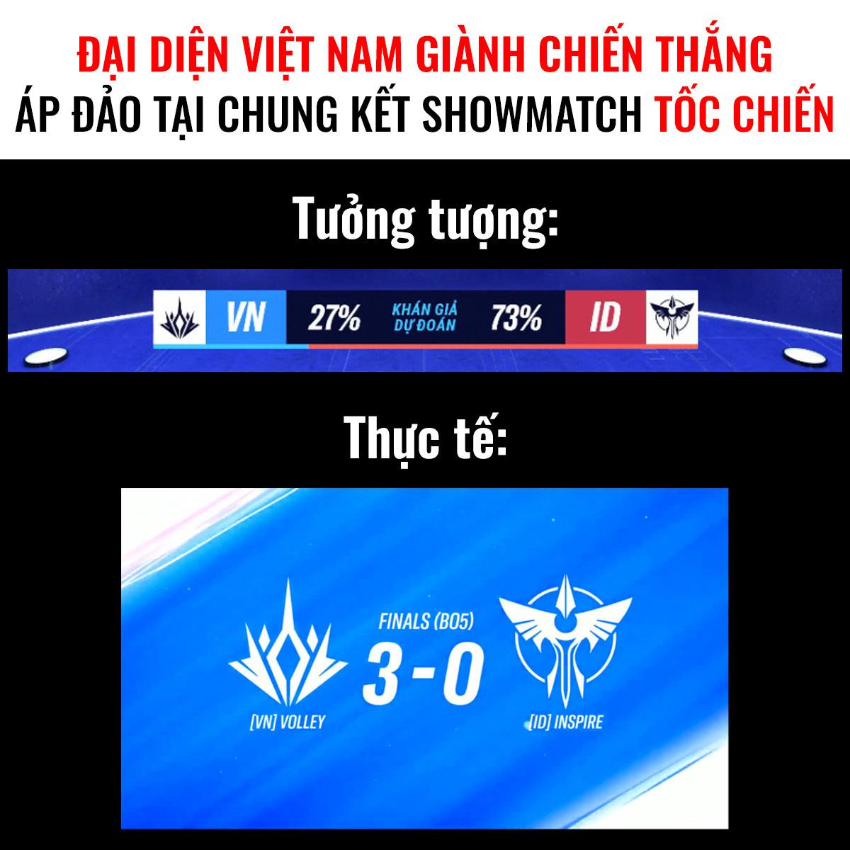 Ra mắt Tốc Chiến sau cùng tại thị trường Đông Nam Á nhưng team Việt Nam vẫn đè bẹp các đối thủ đình đám tại showmatch Tốc Chiến Pentaboom! - Ảnh 4.
