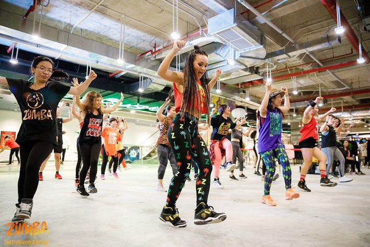 Zumba® Fitness - Bộ môn thể dục có tác dụng diệu kỳ dành cho mọi lứa tuổi - Ảnh 5.
