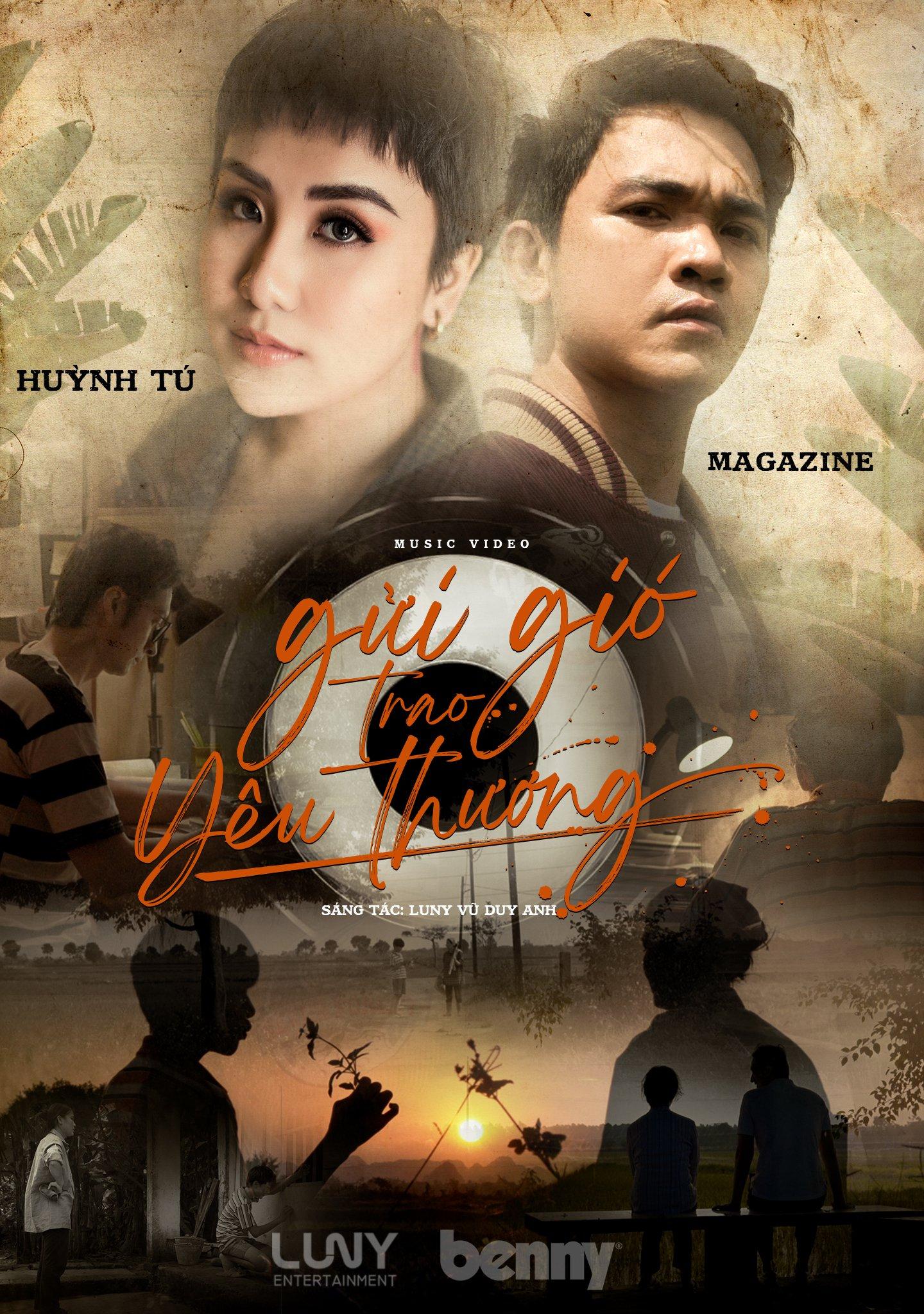 Benny thay lời Huỳnh Tú và Magazine gửi lời cảm ơn mẹ qua MV Gửi gió trao yêu thương - Ảnh 1.