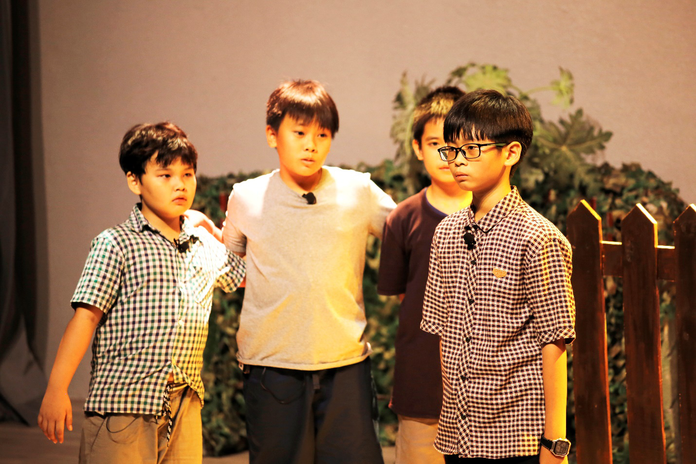 """""""Làm bạn với bầu trời"""" của nhà văn Nguyễn Nhật Ánh lên sân khấu kịch học đường - Ảnh 3."""