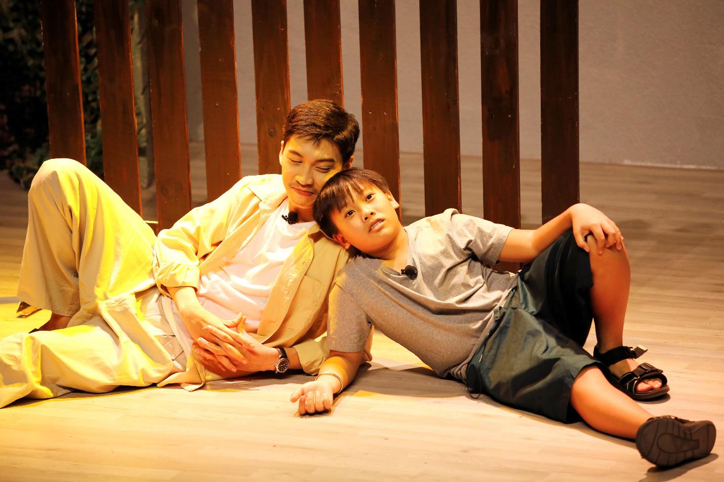 """""""Làm bạn với bầu trời"""" của nhà văn Nguyễn Nhật Ánh lên sân khấu kịch học đường - Ảnh 5."""