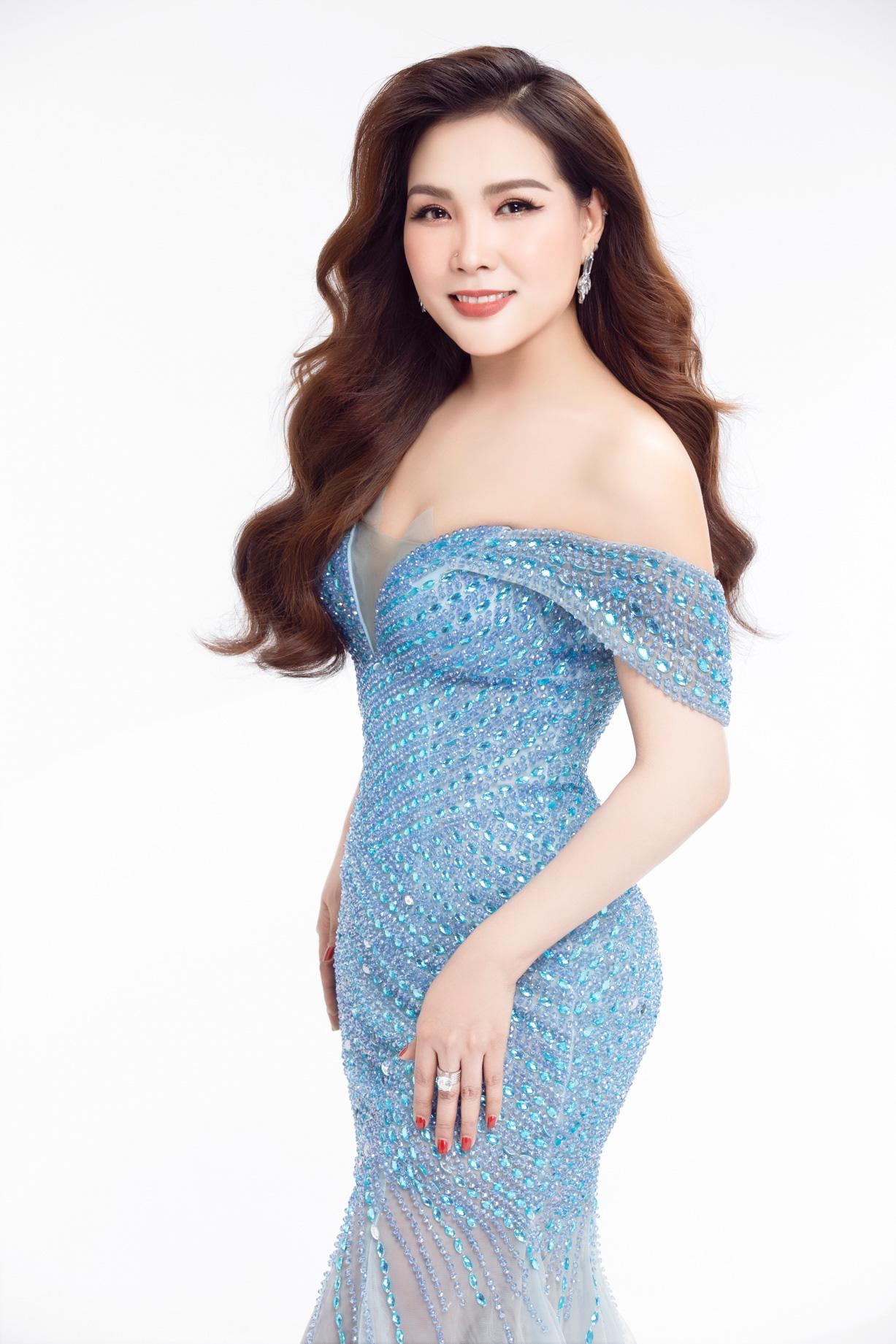 Thạc sĩ, nhà báo Đặng Gia Bena tô đậm thành công Hoa hậu Doanh nhân Việt Nam Toàn cầu 2020 - Ảnh 1.