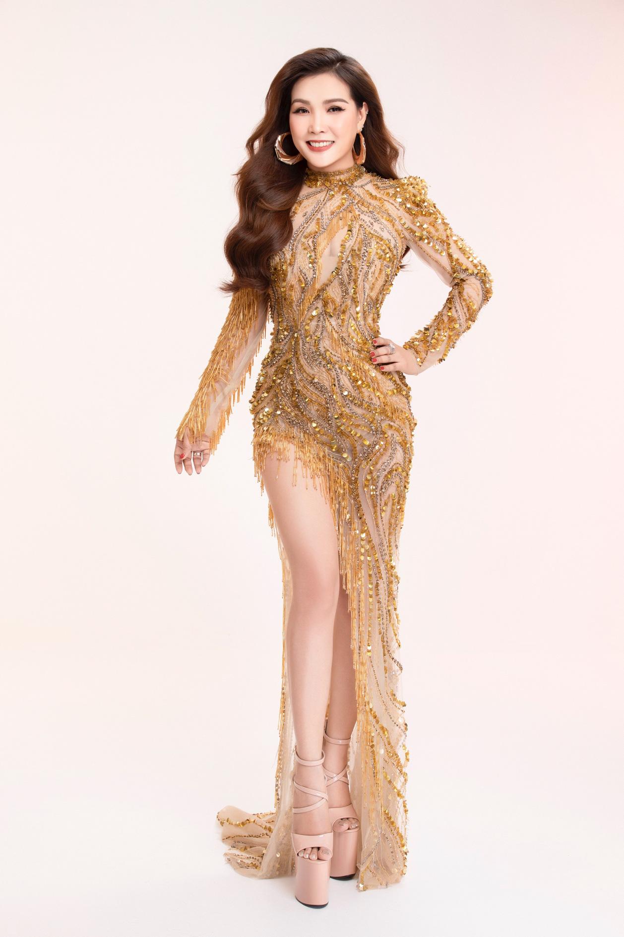 Thạc sĩ, nhà báo Đặng Gia Bena tô đậm thành công Hoa hậu Doanh nhân Việt Nam Toàn cầu 2020 - Ảnh 2.