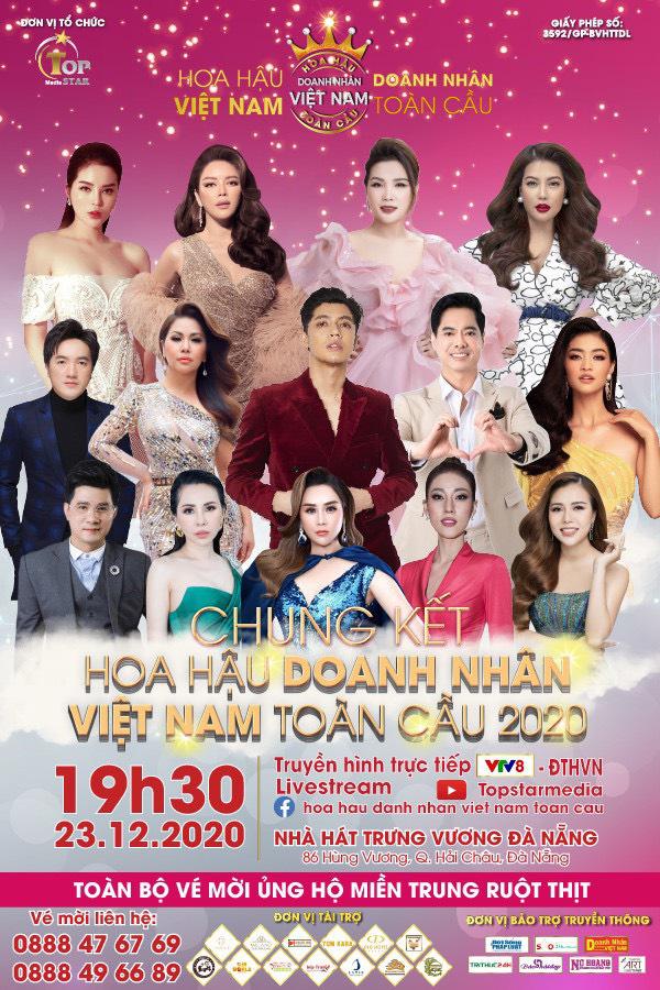Thạc sĩ, nhà báo Đặng Gia Bena tô đậm thành công Hoa hậu Doanh nhân Việt Nam Toàn cầu 2020 - Ảnh 4.